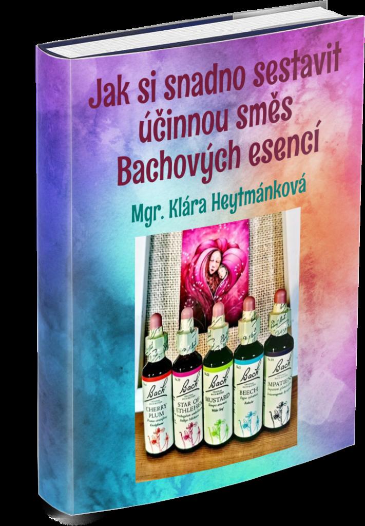Bachovy esence - účinná směs